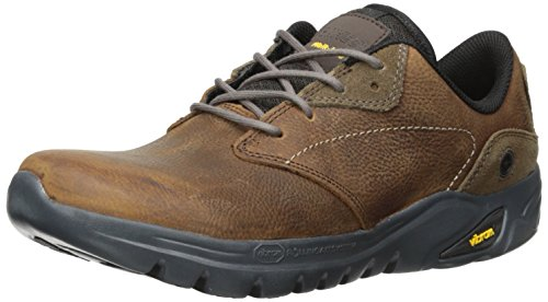 - Hi-Tec Men's V-Lite Walk-Lite Witton Walking Shoe, Dark Chocolate/Brown/Core Gold,8.5 M US