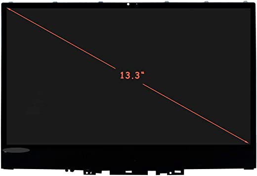 5D10N24290 Touch Screen Assembly For Lenovo YOGA 720-13IKB Digitizer W Bezel New