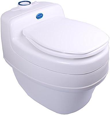 separett - WC Villa 9000 Compost zweistufiger regelbarer ...