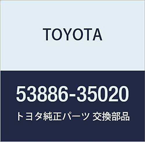 53886-35020 Seal Fender Apron M Genuine Toyota Parts