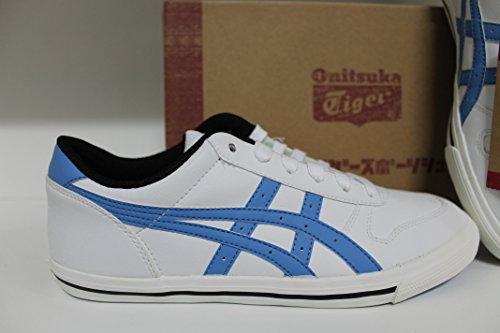 Onitsuka Tiger Aaron GS Sneaker Navy / White Weiß, Marineblau