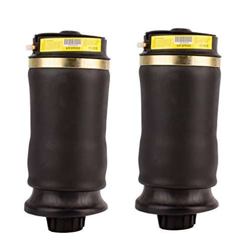 DEDC Mercedes Air Suspensions Shocks Mercedes Air Spring Bags Fit REAR W164 GL/ML 320 350 450 500 550 (Suspension Rear Suspension)