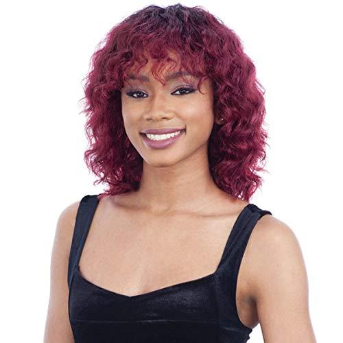 NOVA (1B Off Black) - MilkyWay SAGA Brazilian Remy 100% Human Hair Wig (Saga Human Hair Wigs)