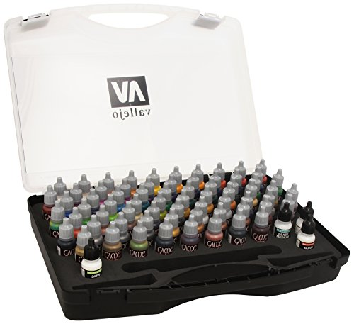 Vallejo Game Color Basic Paint Set Paint by Vallejo
