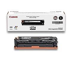 Canon Original 131H High Capacity Toner Cartridge - Black