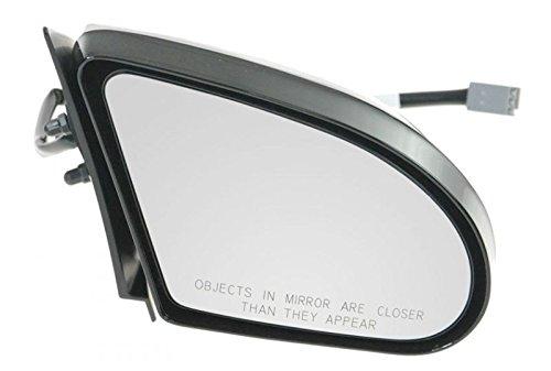 Power Side View Mirror Passenger Right RH for 89-97 Thunderbird SC Cougar XR-7