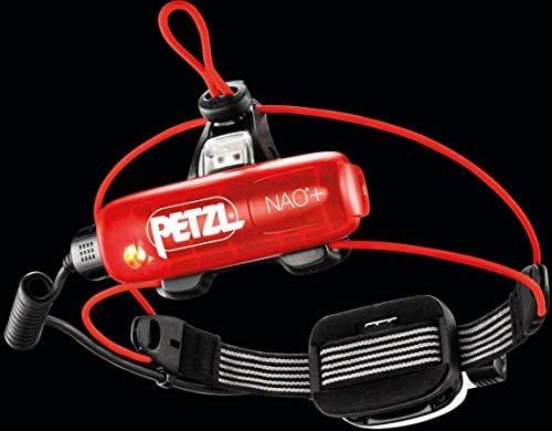 Petzl Erwachsene Nao Plus Stirnlampe Black Red One Size Erwachsene Nao2 Bluetooth Akku Für Die Nao Stirnlampe Rot One Size Sport Freizeit
