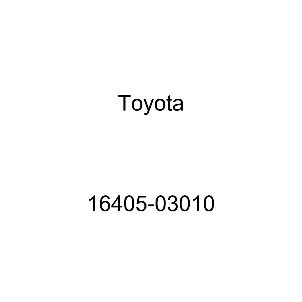 Toyota 16405-03010 Tank Cap Sub Assembly