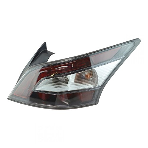 - Outer Quarter Panel Mounted Tail Light Lamp Passenger Side RH for Nissan Maxima