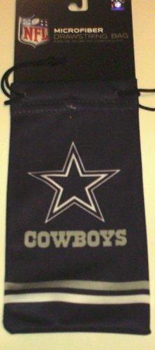 Dallas Cowboys Microfiber Cloth Eyeglasses Pouch