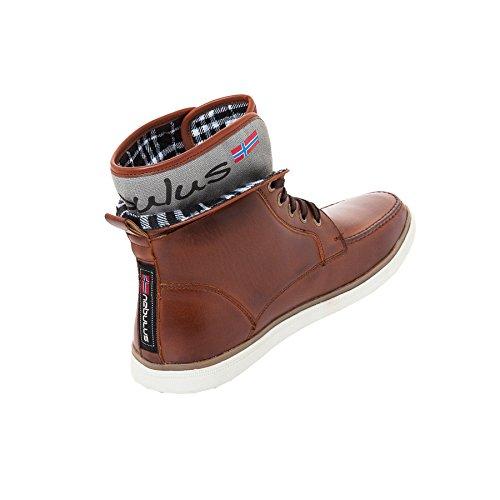 Nebulus Les Comptent noir Haute Sneaker Noir Hommes wqw7xOfvU