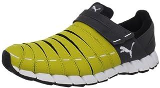 PUMA Men's Osu Running Shoe,Warm OliveDark ShadowWhite,10