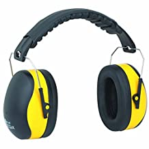 Electronic Hearing Safety Ear Muffs Noise Cancelling Reduction Protectors Sound