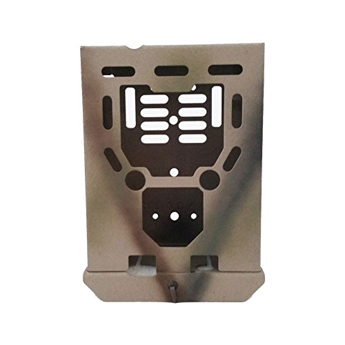 Camlockbox Security Box Compatible with Bushnell Trophy Cam HD Aggressor Wireless 119599C2