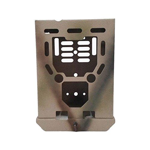 Camlockbox Security Box for Bushnell Trophy Cam HD Aggressor Wireless 119599C2 by CamLockBox