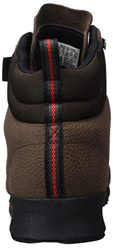 adidas Herren Jake Boot 2.0 Skateboardschuhe, Blau verschiedene Farben (Braun/Escarl/Negbas)
