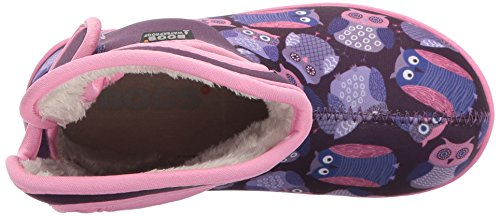 Purple Bogs Boot Winter Snow Penguins Baby Classic q4xqw7