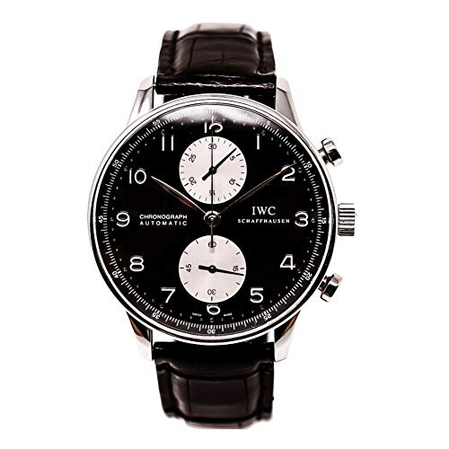 - IWC Portuguese Automatic-self-Wind Male Watch IW371404 (Certified Pre-Owned)