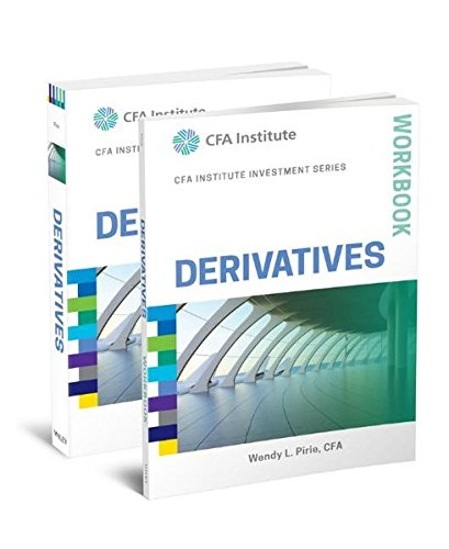 Derivatives + Workbook Set (CFA Institute Investment Series) by WILEY