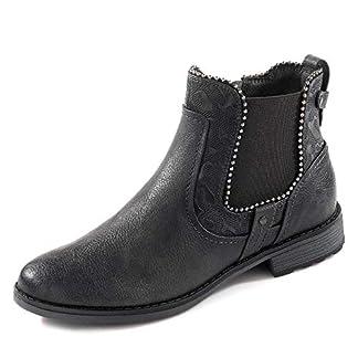 MUSTANG Women's 1265-516-259 Chelsea Boots 2