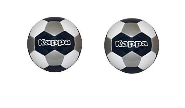 2 x Kappa de fútbol balón de deporte Official Size & Weight ...
