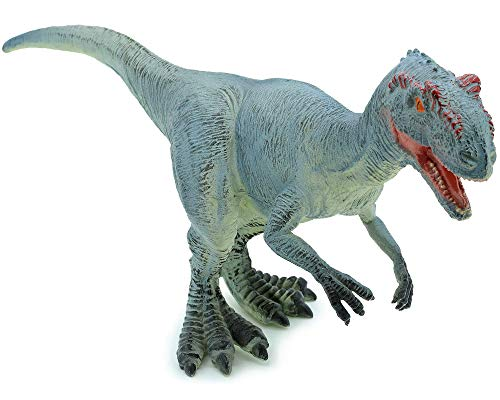 Dinosaur Allosaurus - Jurassic-X Dinosaur Toys: Allosaurus - Realistic 12