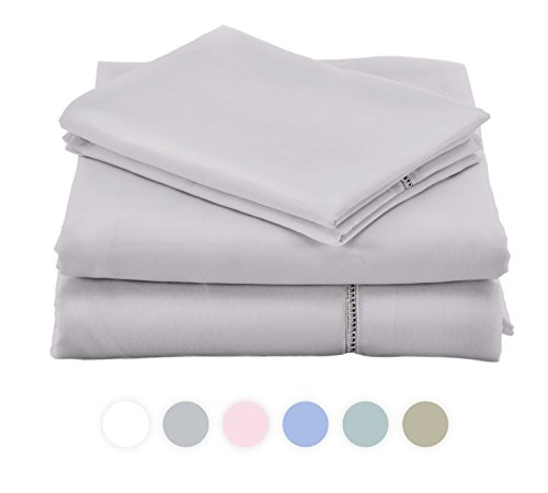 chicy-luxe-grace-premium-microfiber-sheet-collection-twin-silver