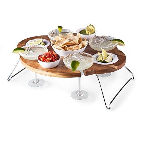 LEGACY - a Picnic Time Brand Mesarita Margarita/Chip and Dip Set by LEGACY - a Picnic Time Brand (Image #1)