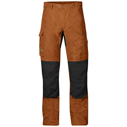 Fjällräven Homme Trousers Pantalon De Randonnée Barents Rouge Pro rqFzr