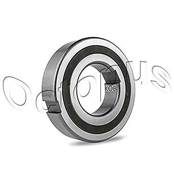 10 Pcs Premium 6201 2RS ABEC3 Rubber Sealed Deep Groove Ball Bearing 12x32x10mm