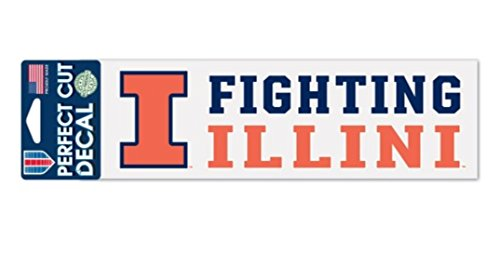 - WinCraft NCAA University of Illinois Fighting Illini 3