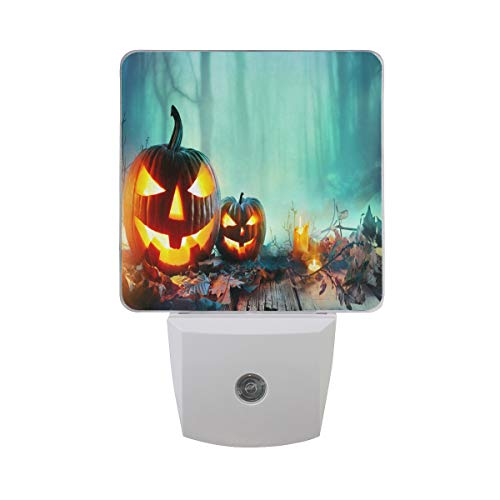 Night Light Halloween in North County San Diego Led Light Lamp for Hallway, Kitchen, Bathroom, Bedroom, Stairs, DaylightWhite, Bedroom, Compact