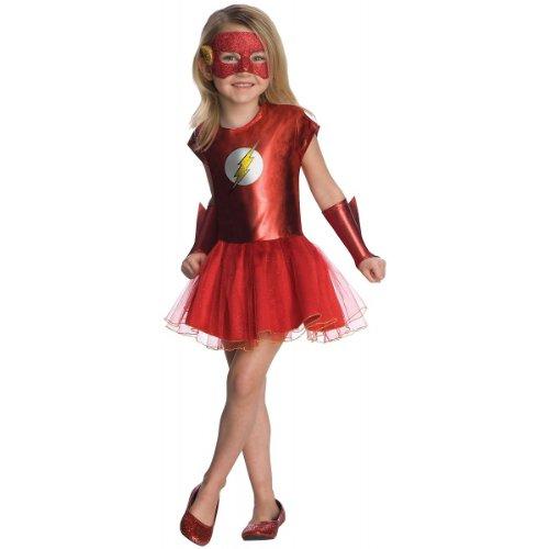 Rubie's Justice League Child's Flash Tutu Dress