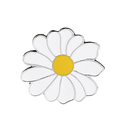 - Butterfly Iron Clearance Brooch Pins, Daisy Flower Brooches Label Pin Badges Jacket Shirts Decor