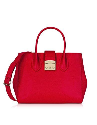 Rot Damen Handtaschen 920436 Furla Leder PvYwgfqq