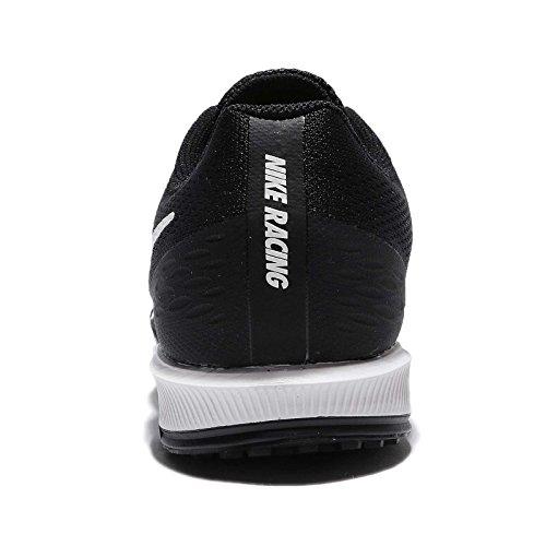 Nike Menns Luft Zoom Hastighet Rival 6 M, Svart / Hvit-antrasitt Svart / Hvitt-antrasitt