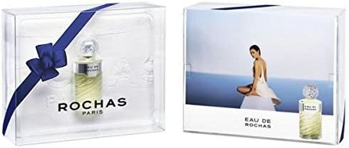 Eau De Rochas + Toalla Estuche 100 Ml.: Amazon.es: Belleza