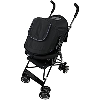 Amazon Com Evezo Sander Ultra Lightweight Plus Stroller
