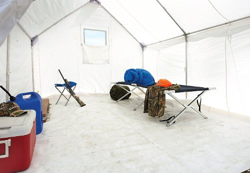 Guide Gear Wall Tent Floor, 10′ x 12′
