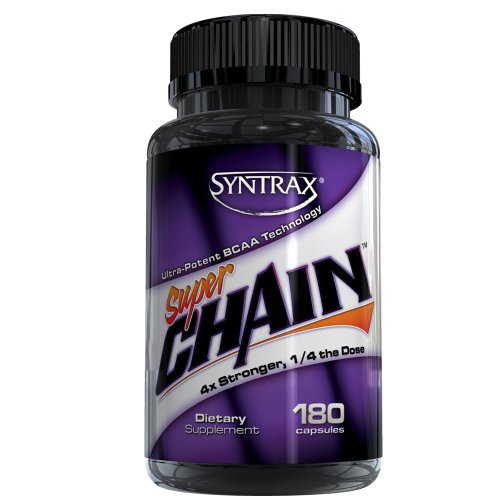 Capsules Syntrax Chaîne Super, 180-count