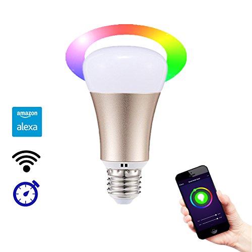 Weanas WiFi Smart Light Bulb product image