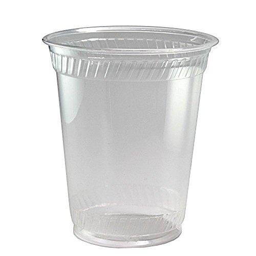 Greenware RGC12S Clear Greenware Cold Cup, 12 oz. 750 per Case