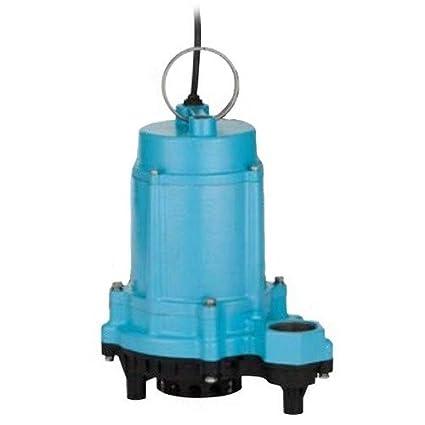 Little Giant 506802 6EC Series 1/3 hp Manual Plastic Base
