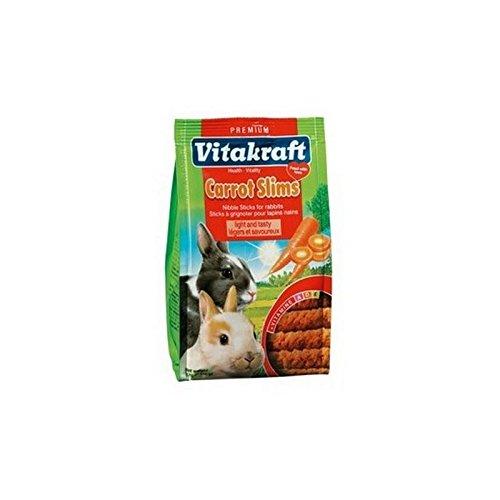 Vitakraft Carred Slims Rabbit Treats (50g) (Pack of 6)