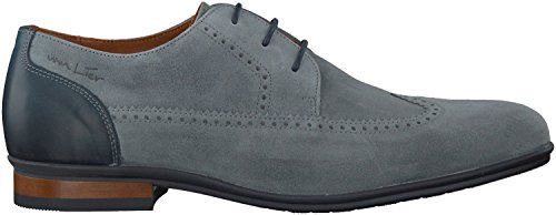 Graue Van Lier Business Schuhe 4268