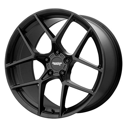 AMERICAN RACING CROSSFIRE SATIN BLACK CROSSFIRE 20x9 5x120.00 SATIN BLACK (20 mm)