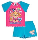 Girls Skye Paw Patrol Short Pyjamas Skye 4-5 Years Pink