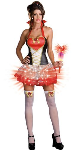 Queen of Heartbreakers Costume - Medium - Dress Size 6-10 -
