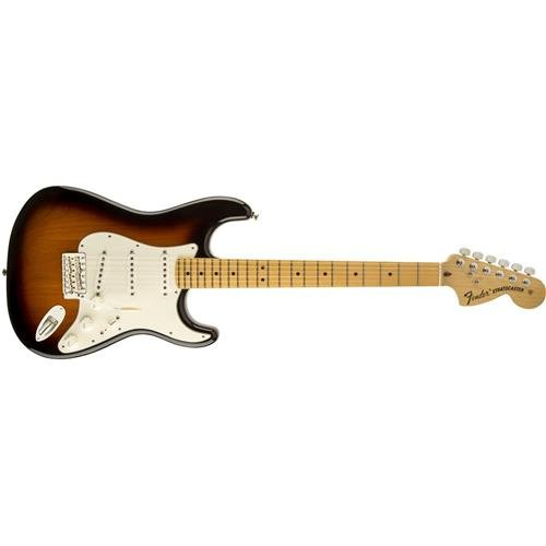 Fender American Special Stratocaster, Maple Fretboard - 2-Color Sunburst (Fender American Stratocaster compare prices)