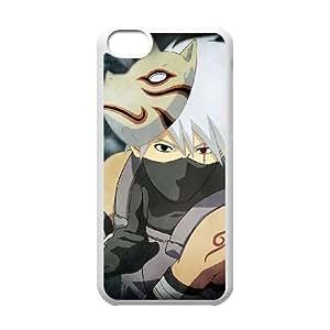 iPhone 5C Phone Case White Kakashi Hatake UYUI6805980